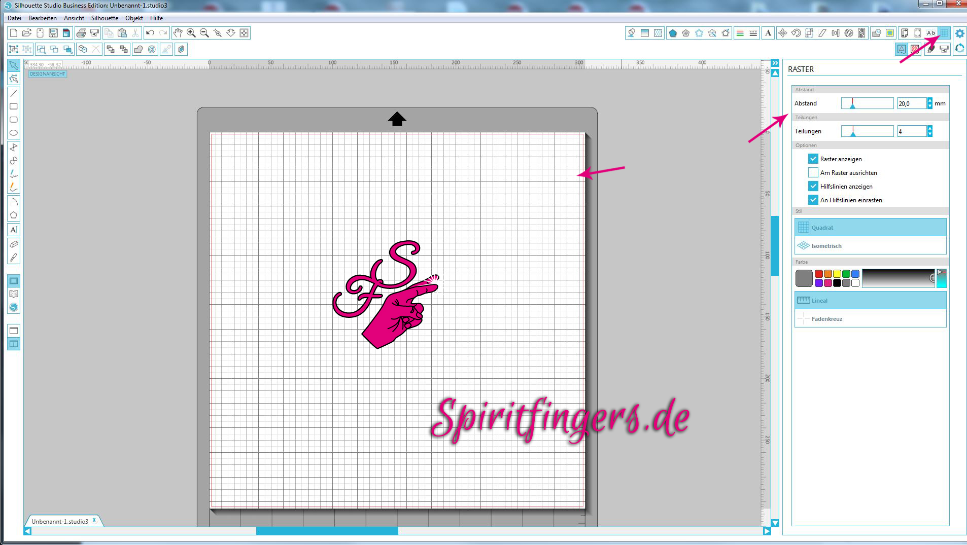 Plotter « Spiritfingers.de – just leave a sparkle